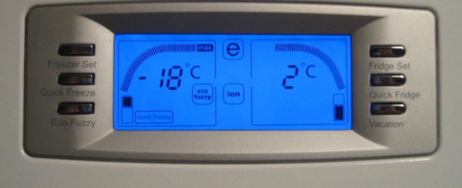 temperatura w lodówce