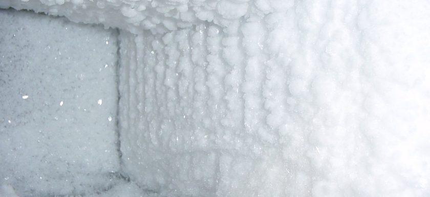 jak rozmrozić lodówkę